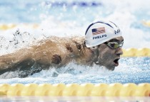 El 'tiburón' Phelps al borde del adiós