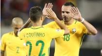 """Coutinho repete discurso de Tite após triunfo contra Paraguai: """"Merecemos vencer"""""""