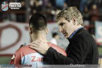"""Palermo: """"Falta sumar de visitante"""""""