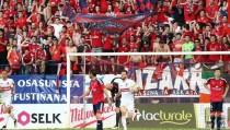 Gimnàstic de Tarragona - At. Osasuna: a por la remontada
