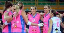 Volley A1 femminile: Conegliano e Casalmaggiore mantengono la vetta, inseguono Piacenza e Novara
