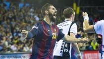 El Barça barre al Flensburg en una magnífica segunda parte