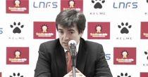 """Juanlu Alonso: """"Ha sido una derrota muy cruel"""""""