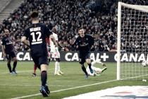 El PSG arrolla al Marsella en casa