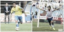 Araujo-Borja Bastón: eterna pugna por la segunda plaza goleadora