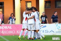 SD Huesca - Gimnástic de Tarragona: eliminatoria igualada para llegar a la división de plata