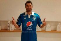 Sebastián Pinto, nuevo jugador de Millonarios