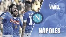 Resumen temporada 2015/16 Nápoles: la Champions vuelve a San Paolo