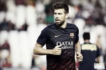 """Piqué: """"Venir aquí y jugar este partido tiene mucho mérito"""""""