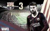 Resúmenes FC Barcelona 2015/16: Gerard Piqué, un pilar fundamental en la zaga del doblete