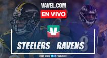 Resumen y touchdowns: Baltimore Ravens 26-23 Pittsburgh Steelers en NFL 2019