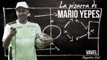 La pizarra de Mario Yepes: Patriotas F.C.