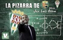 La pizarra de Oltra: UE Llagostera - Córdoba CF