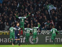 Werder Bremen 3-3 Hertha BSC: Bremen come back to split the three points at hom