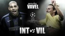 Inter de Milán - Villarreal: seguir haciendo historia