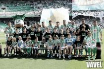 Calendario de Liga 2014/15 del Real Betis