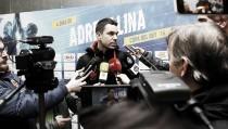 """Rafa Martínez: """"Jugar en casa el primer partido es muy importante"""""""