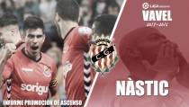 Informe VAVEL Playoffs 2016: Nàstic de Tarragona
