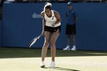 Karolina Pliskova is looking forward to Wimbledon after a good week at Eastbourne