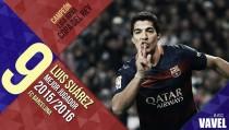 Premios VAVEL. Mejor jugador temporada 2015/16: Luis Suárez
