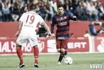 Leo Messi brinda la Copa