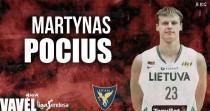 Pocius, puro talento lituano