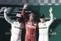Seb vola, Ricciardo e la maledizione. Ocon e Giovinazzi, che storie!