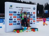 Biathlon - Nove Mesto, mass start maschile: non lo prendono mai e Martin Fourcade si prende tutto
