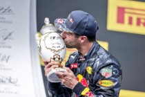 """Daniel Ricciardo: """"Mercedes tenía un poco más"""""""