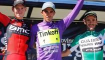 Sergio Pardilla vence en Neila y Contador conquista la Vuelta a Burgos