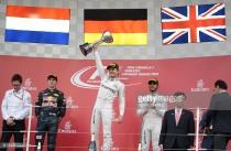 Japanese GP 2016 Analysis: Rosberg coasts clear