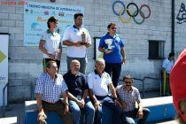 El Club de Mar Ría de Aldán consigue el I Trofeo Princesa de Asturias