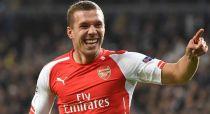 Mertesacker: Podolski still fully committed to Arsenal