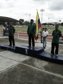 Medallas para Antioquia en los Juegos Universitarios Nacionales