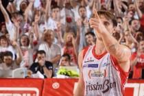 Basket, serie A: Reggio Emilia resiste a Capo d'Orlando e vola in testa