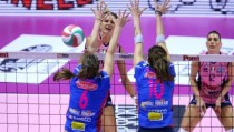 Volley, A1 femminile - Sabato sera l'Igor Novara ospita la bestia nera Pomì