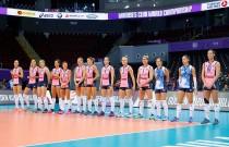 Volley femminile - Mondiale per Club: la Pomì non può nulla contro l'Eczacibasi