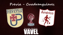 Popayán vs América: los escarlatas no quieren sorpresas