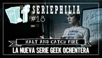 POPfiction: la nueva serie geek ochentera, 'Halt and catch fire'