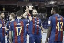 Kadetten vs FC Barcelona Lassa: trámite blaugrana contra el colista de grupo
