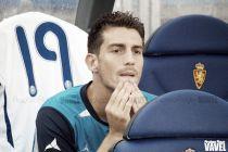Lucas Porcar se desvincula del Real Zaragoza