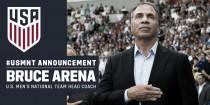 Bruce Arena vuelve a la selección
