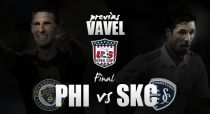 Philadelphia Union - Sporting Kansas City: final de récord