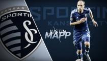 Justin Mapp hace historia con Sporting KC