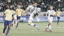 Ignacio Maganto impresiona en su debut en la MLS