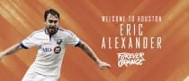 Houston Dynamo firma a Alexander