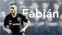 Vancouver Whitecaps firma a Fabián Espíndola