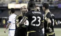 Kei Kamara es apartado del equipo