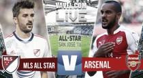 MLS All-Stars vs Arsenal en vivo online en el MLS All-Star 2016