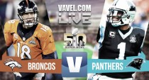 Broncos 3-0 Panthers en vivo en Super Bowl 2016